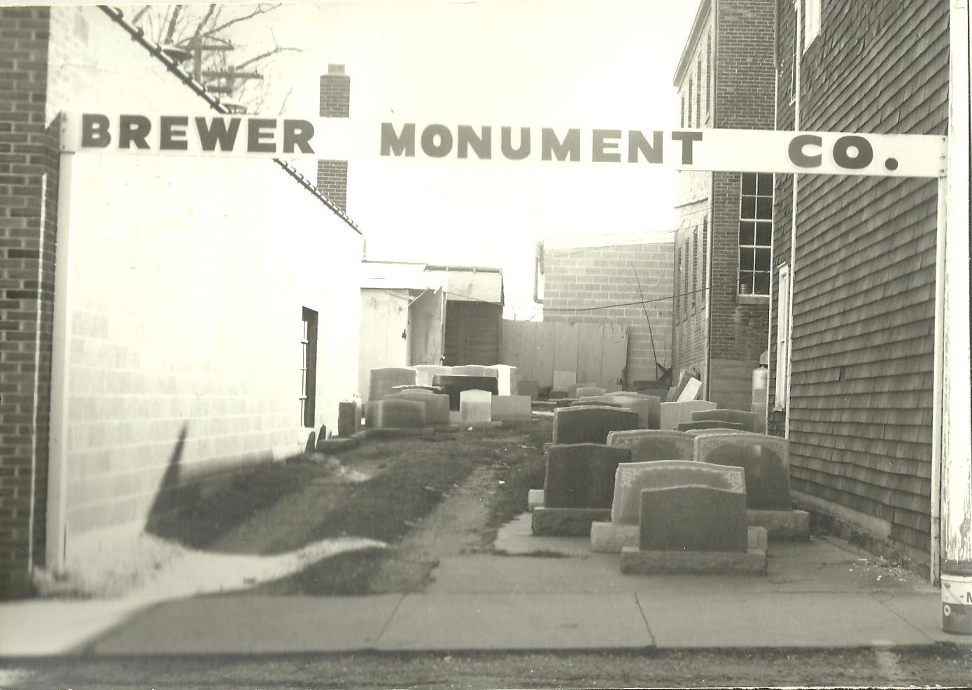 About Brewer Monument Company Brewer Monument Company