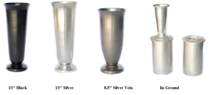 Alum.Vases